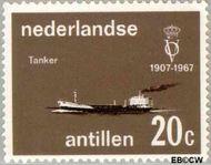 Nederlandse Antillen NA 382  1967 Vereniging 'Onze Vloot' 20 cent  Gestempeld