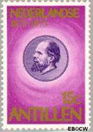 Nederlandse Antillen NA 472  1973 Postzegeljubileum 15 cent  Gestempeld