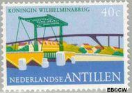 Nederlandse Antillen NA 502  1975 Bruggen 40 cent  Gestempeld