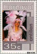 Nederlandse Antillen NA 532  1977 Carnaval 35 cent  Gestempeld