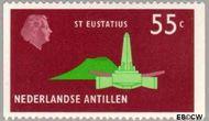 Nederlandse Antillen NA 562  1977 Landschappen 55 cent  Gestempeld