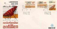 Nederlandse Antillen NA E115  1978 Radiodienst 60 cent  FDC zonder adres