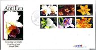 Nederlandse Antillen NA E380  2006 Orchidieeën  cent  FDC zonder adres