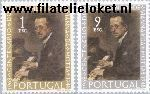 POR 1082#1083 Postfris 1969 Motta, Vianna Da