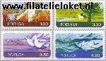 POR 1152#1155 Postfris 1971 Natuurbescherming