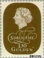 Suriname SU 332  1959 Koningin Juliana 150 cent  Gestempeld