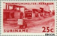 Suriname SU 430  1965 Brokopondo-project 25 cent  Gestempeld