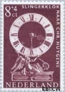 Nederland NL 768  1962 Museumvoorwerpen 8+4 cent  Postfris