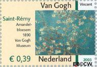Nederland NL 2149  2003 Vincent van Gogh 39 cent  Postfris