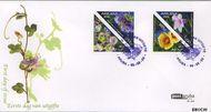 Aruba AR E140  2008 Bloemen  cent  FDC zonder adres