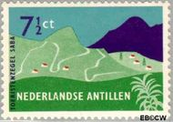 Nederlandse Antillen NA 262  1957 Toerisme 7½ cent  Gestempeld