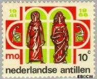 Nederlandse Antillen NA 373  1966 Middelbaar Onderwijs 10 cent  Gestempeld