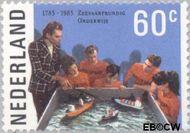 Nederland NL 1336  1985 Zeevaartkundig onderwijs 60 cent  Gestempeld