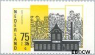 Nederland NL 1375b  1987 Industriële Monumenten 75+35 cent  Gestempeld