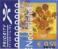 Nederland NL 2140  2003 Vincent van Gogh 59 cent  Gestempeld