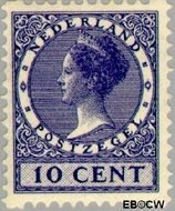 Nederland NL R66  1930 Type 'Veth' 10 cent  Gestempeld