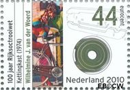 Nederland NL 2702  2010 Rijksoctroowet 44 cent  Gestempeld