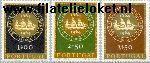 POR 957#959 Postfris 1964 Nationale Overzeese bank