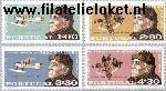 POR 1084#1087 Postfris 1969 Coutinho, Gago