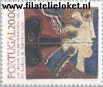 POR 1665# Postfris 1985 Tegels