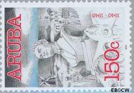 Aruba AR 290  2002 Historische serie 150 cent  Gestempeld