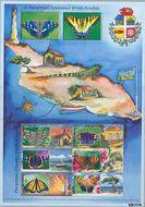 Aruba AR 468  2009 Persoonlijke postzegels  cent  Postfris