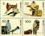 azo 411C#414C Postfris 1990 Beroepen