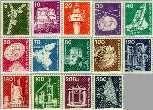 Berlin ber 494#507  1975 Industrie en techniek  Postfris
