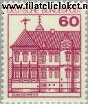 Bundesrepublik BRD 1028#  1979 Burchten en kastelen  Postfris