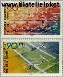 Bundesrepublik BRD 1094#1095  1981 Voor de sport  Postfris