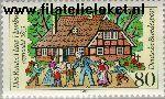 Bundesrepublik BRD 1185#  1983 Das Rauhe Haus  Postfris