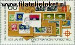 Bundesrepublik BRD 1395#  1988 Postzegeljubileum  Postfris