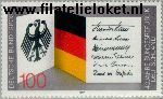 Bundesrepublik BRD 1421#  1989 Bundesrepublik  Postfris