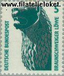 Bundesrepublik BRD 1448#  1990 Bezienswaardigheden  Postfris