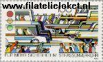 Bundesrepublik BRD 1554#  1991 Verkeersveiligheid  Postfris
