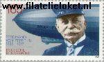 Bundesrepublik BRD 1597#  1992 Zeppelin, Ferdinand Graf von  Postfris
