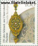 Bundesrepublik BRD 1628#  1992 Sierradenindustrie Pforzheim  Postfris