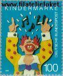 Bundesrepublik BRD 1695#  1993 Voor ons, kinderen  Postfris