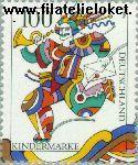 Bundesrepublik BRD 1853#  1996 Voor ons, kinderen  Postfris