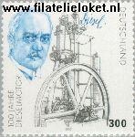 Bundesrepublik BRD 1942#  1997 Dieselmotor  Postfris