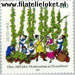 Bundesrepublik BRD 1999#  1998 Hopverbouw  Postfris