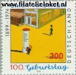 Bundesrepublik BRD 2035#  1999 Kästner, Erich  Postfris