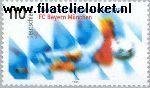 Bundesrepublik BRD 2074#  1999 Voetbalkampioen  Postfris