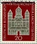 Bundesrepublik BRD 238#  1956 Kerk Maria Laach  Postfris