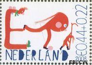 Nederland NED 2608c  2008 Laat kinderen leren 44+22 cent  Gestempeld