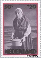 Nederland NL 1049  1974 Cultuur 50+20 cent  Gestempeld