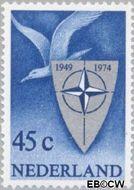 Nederland NL 1056  1974 N.A.V.O. 45 cent  Gestempeld