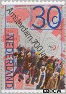 Nederland NL 1064  1975 Amsterdam 30 cent  Gestempeld