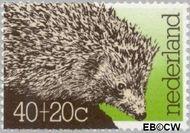 Nederland NL 1085  1976 Milieubescherming 40+20 cent  Gestempeld