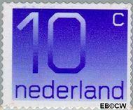 Nederland NL 1109b  2001 Cijfer type 'Crouwel' 10 cent  Postfris